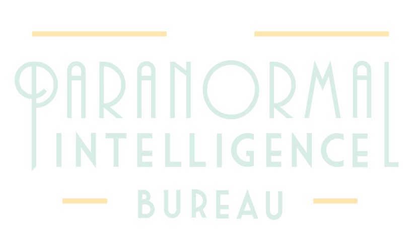 Paranormal Intelligence Bureau logo
